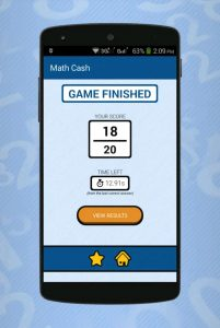Math Cash Solve And Earn